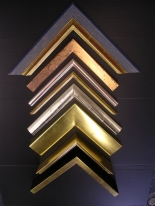 Examples of Gilded Frames - click to enlarge
